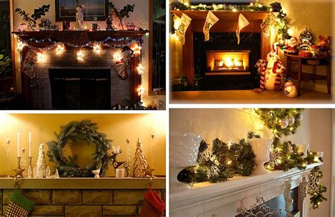 fireplace decorations for 40 fireplace mantel decoration ideas