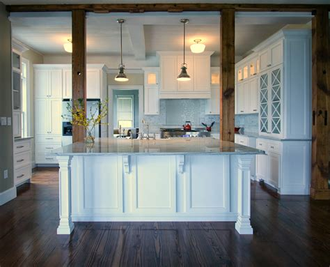 Two Color Kitchen Cabinet Ideas farm house renovation walker woodworking