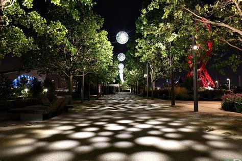 lights parks worshipblues lights luminous nightwalker