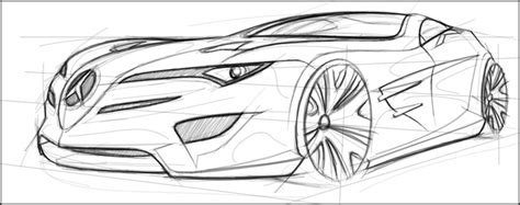 Car Photoshop Cs2 Shapes by Emre Husmen Photoshop Rendering