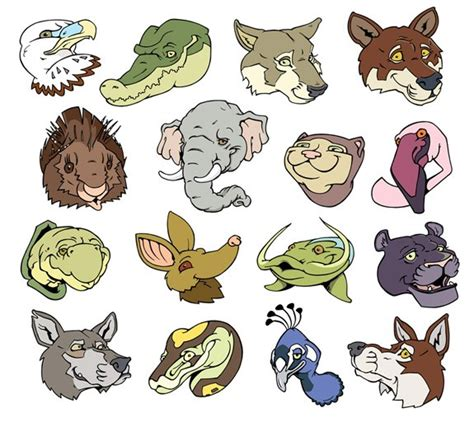jungle book characters names and pictures doodle nl product