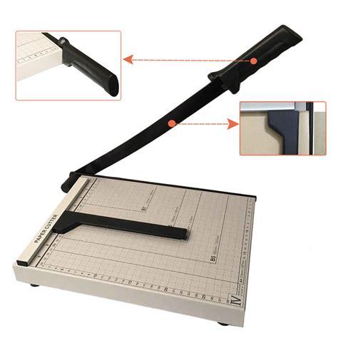 craft guillotine paper cutter a4 precision paper trimmer craft card cutter cutting