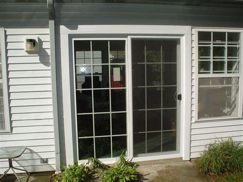 Sliding Patio Storm Door by Elegant Sliding Glass Patio Storm Doors As Ideas And Tips