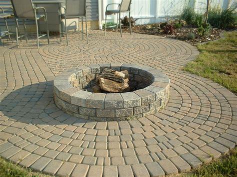 paver patio with pit paver patio with pit pit design ideas