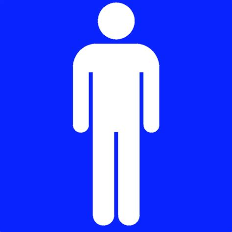 Bath Room Designs mens bathroom sign clipart best
