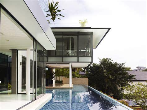 zen home design singapore relaxing zen house promoting social interaction in