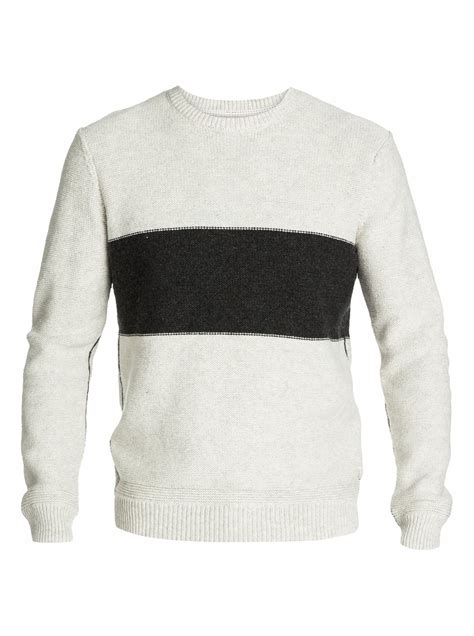 how to block a knit sweater the block knit sweater eqysw03024 quiksilver