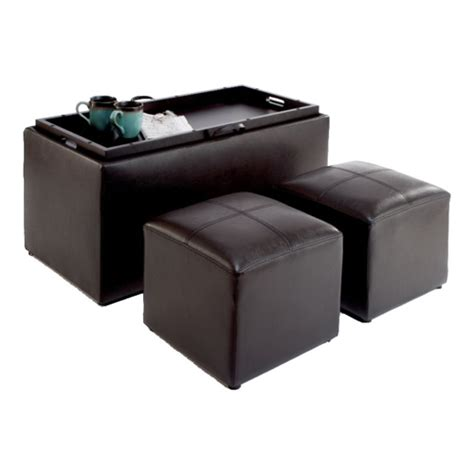 storage bench ottoman storage bench and ottomans in ottomans
