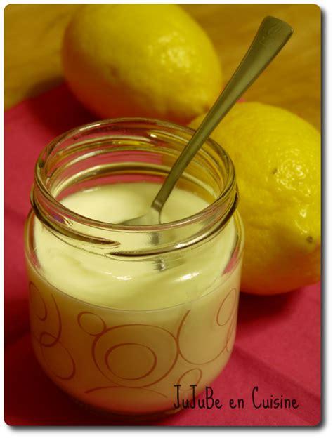 recette de yaourts au citron maison