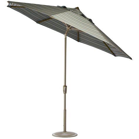 patio umbrellas home depot 7 5 ft patio umbrella in orange uts00203e orange the
