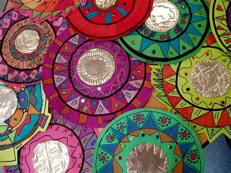 hispanic crafts for hispanic heritage month folk mirrors 4th grade