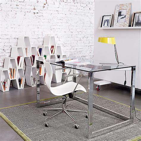 glass desks for home office 20 stylish home office computer desks