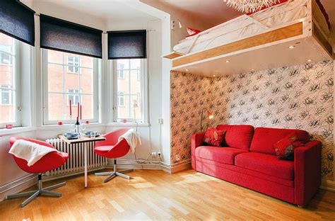 studio bedroom ideas 50 studio apartment design ideas small sensational