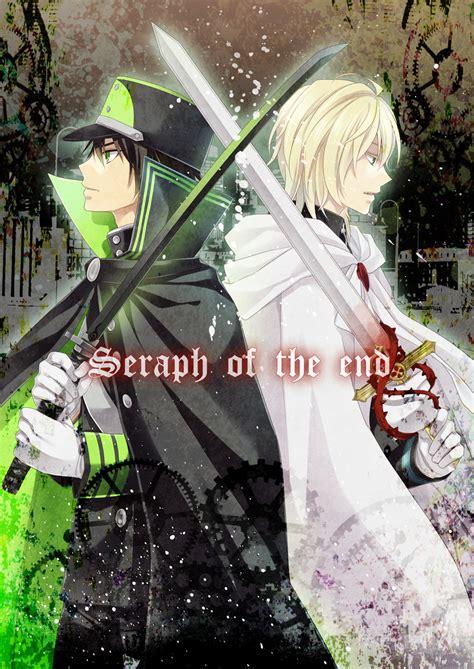 seraph of the end owari no seraph the anime store