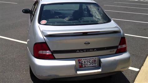 2000 Nissan Altima by 2000 Nissan Altima Se