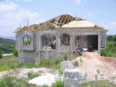 building a house building a house in jamaica