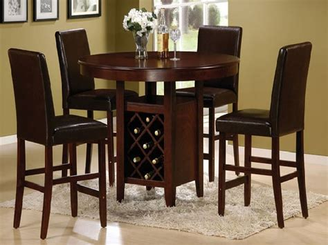 bar high kitchen tables high top kitchen tables pub style dining room with black