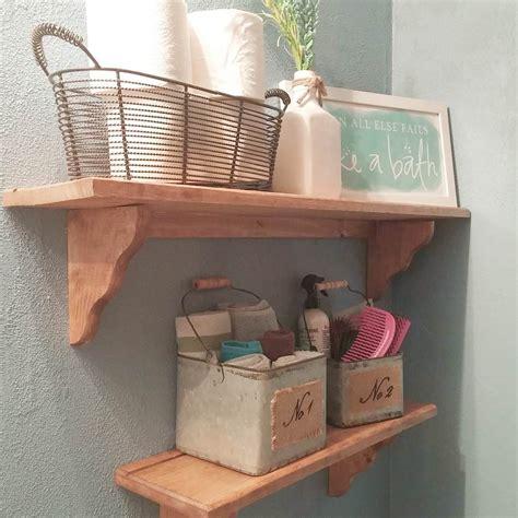 wooden shelves for bathroom 24 bathroom shelves designs bathroom designs design