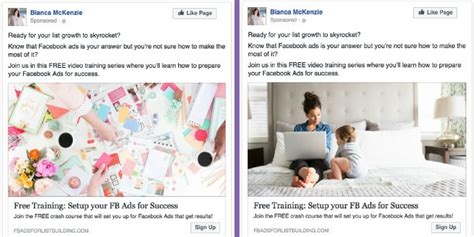 best facebook ads how to choose the best image for your facebook ad