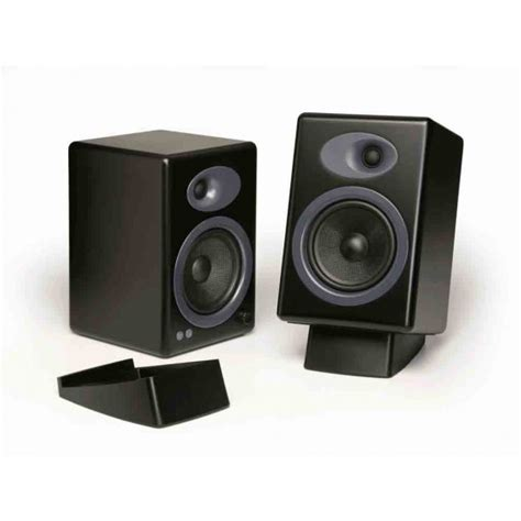 desk top speaker stands audioengine ds2 desktop stands for a5 speakers ds2