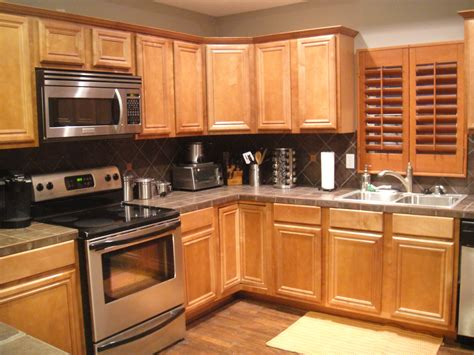kitchen oak cabinets color ideas kitchen color ideas with light oak cabinet collections