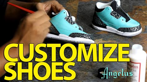 angelus paint for canvas shoes how to customize shoes angelus leather paint