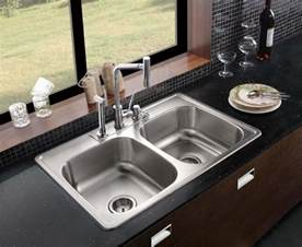 top mounted kitchen sinks kitchen sink top mount or mount