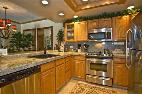 kitchen ideas with oak cabinets kitchen oak cabinets for kitchen renovation kitchen