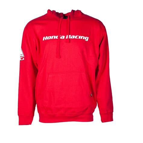 Honda Hoodie by Honda Racing Pullover Hoodie