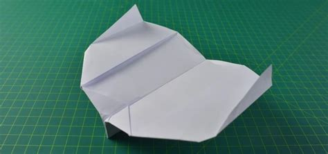 origami boomerang plane how to make a paper plane that flies back like a boomerang