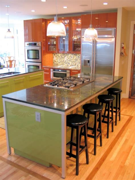 kitchen island with bar seating adorable design of kitchen island with bar seating homesfeed