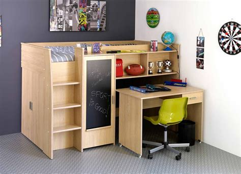 bed and desk combo for bed desk combo for small children s bedroom