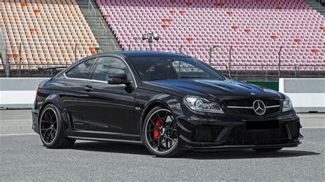 Black Series Mercedes by Mercedes C63 Amg Black Series Conversion Motor1 Photos