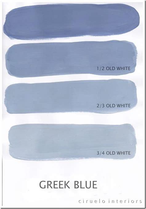 chalk paint blue colors sloan blue paint techniques
