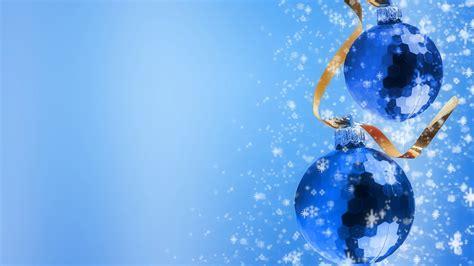 blue ornaments balls kerstballen achtergronden hd wallpapers
