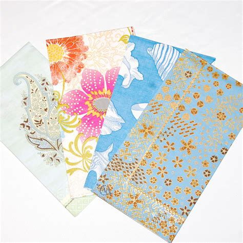 decoupage napkins decoupage napkin set 4 paper napkins for decoupage collage