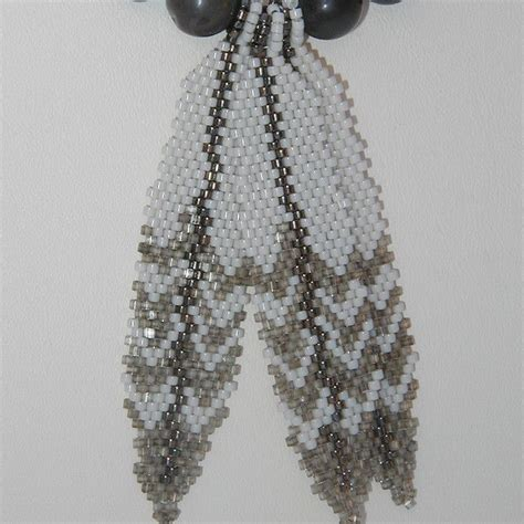 beaded feathers beaded eagle feather images frompo