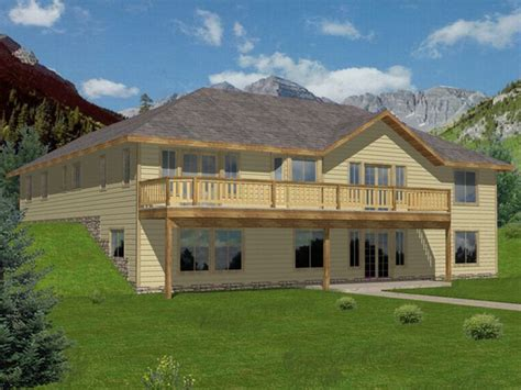 hillside home plans plan 012h 0049 find unique house plans home plans and
