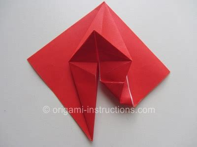 how to make a origami beating origami beating folding