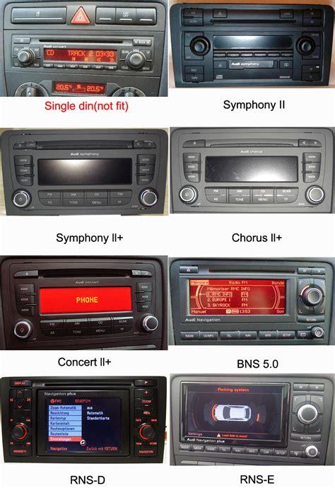 free auto repair manuals 2009 audi a3 navigation system audi a3 s3 rs3 2003 2013 autoradio gps navigation head unit