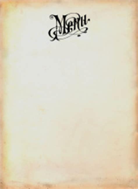 old menu background vintage paper for any design stock