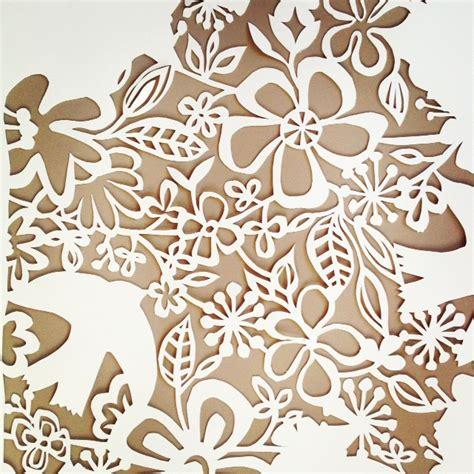 paper cutting craft patterns papercutting