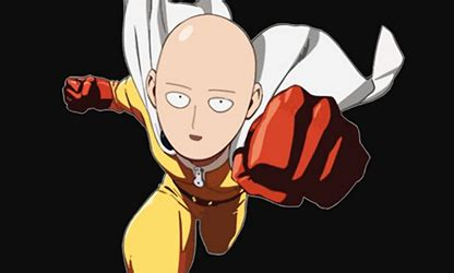 one punch one punch anime review animefangirl animefangirl