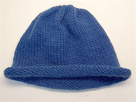 hat knitting patterns easy how to knit a hat