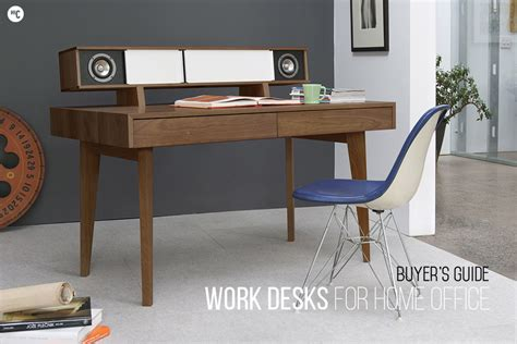 modern home desk the 20 best modern desks for the home office hiconsumption
