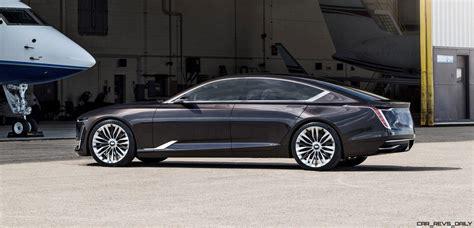 Cadillac Concept by World Debut 2016 Cadillac Escala Concept