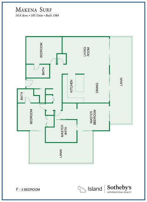 makena floor plan makena surf floor plans meze