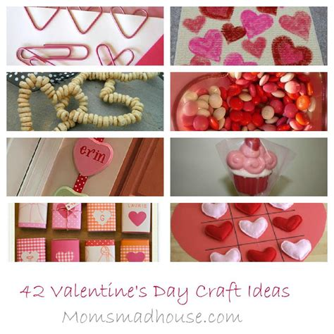 crafts for for valentines day craft ideas for valentines day for homeminecraft