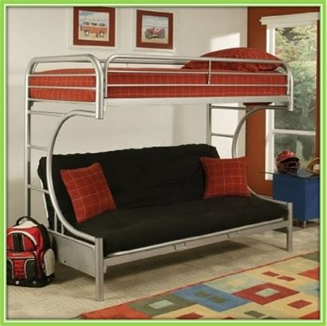 leather bunk beds bunk bed sofa convertible leather sectional sofa