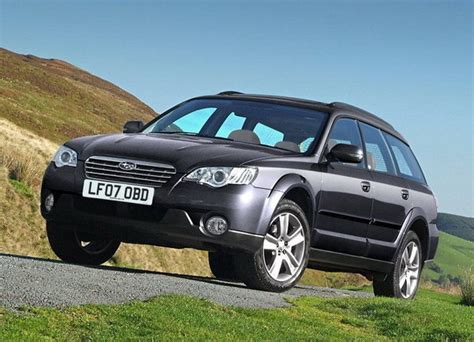 2007 Subaru Outback Review by 2007 Subaru Outback Special Edition Review Top Speed